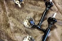 Настенные декоративные крючки для штор