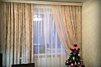 Комплект штор в гостиную